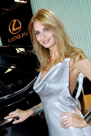Người đẹp Triển lãm ô tô Bologna - 9