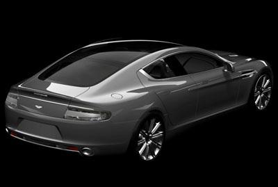 Thêm hình ảnh của Aston Martin Rapide - 1