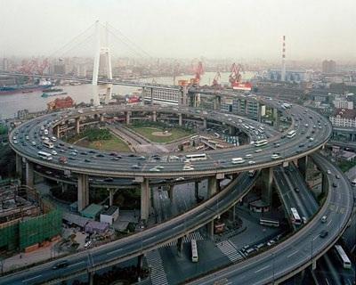 """Những giao lộ """"khủng"""" nhất thế giới - 10"""