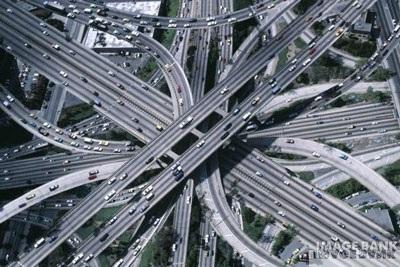 """Những giao lộ """"khủng"""" nhất thế giới - 14"""