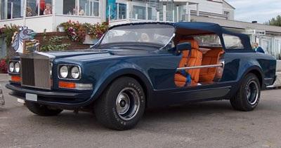 Độ xe Rolls-Royce để…đi săn - 6