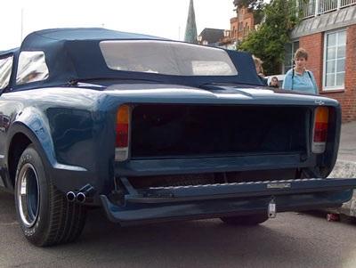 Độ xe Rolls-Royce để…đi săn - 4
