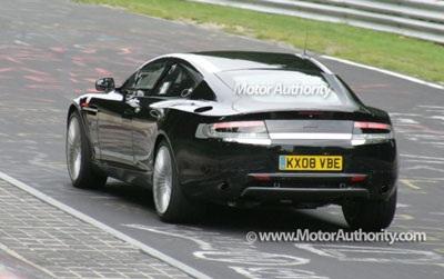 Aston Martin Rapide của đời thực - 4