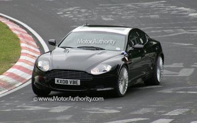 Aston Martin Rapide của đời thực - 1