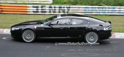 Aston Martin Rapide của đời thực - 2