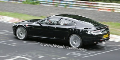 Aston Martin Rapide của đời thực - 3