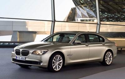 BMW tăng giá xe 7-series - 1