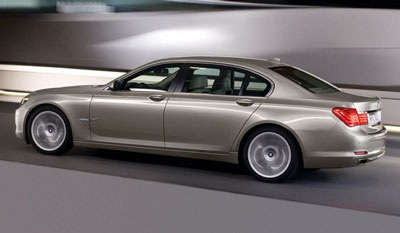 BMW tăng giá xe 7-series - 2