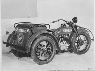 Chuyện về Harley-Davidson huyền thoại - 4