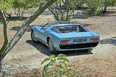 Tìm thấy khung xe Lamborghini Miura Turin Salon - 4
