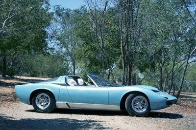 Tìm thấy khung xe Lamborghini Miura Turin Salon - 3