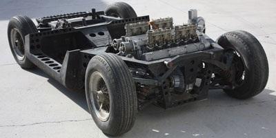 Tìm thấy khung xe Lamborghini Miura Turin Salon - 2