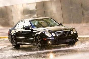 10 sedan sang trọng nhất 2007 - 10