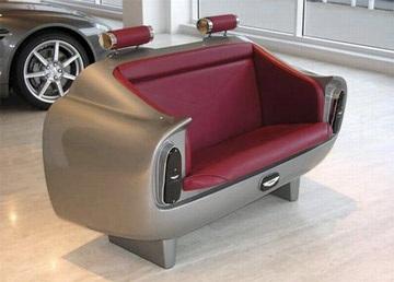 "Sofa cho dân ""nghiền"" Aston Martin - 4"