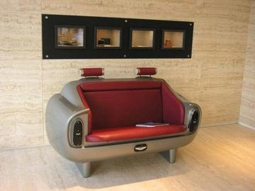 "Sofa cho dân ""nghiền"" Aston Martin - 1"