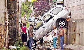 Những vụ tai nạn hi hữu - 6