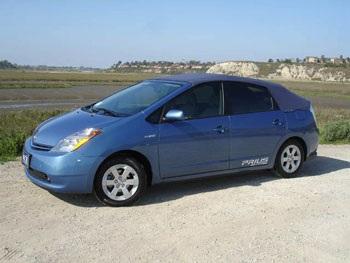 Ý tưởng mui xếp cho xe Toyota Prius   - 5