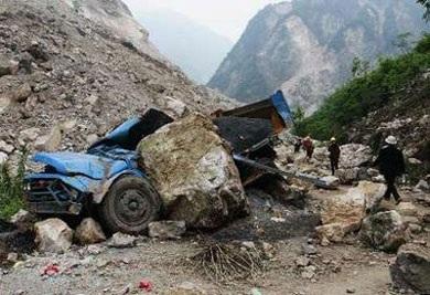 Ô tô trong động đất - 15