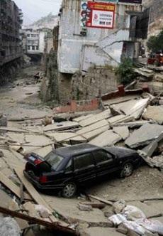 Ô tô trong động đất - 5