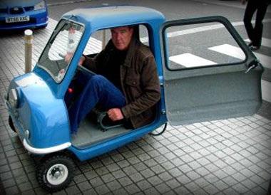 Peel P50 - Mẫu ô tô nhỏ nhất thế giới  - 6