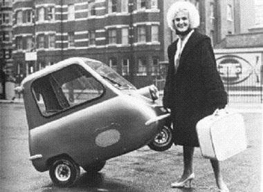 Peel P50 - Mẫu ô tô nhỏ nhất thế giới  - 5