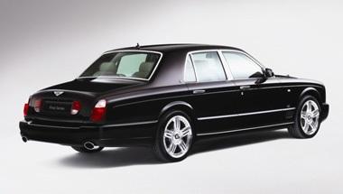 Phiên bản cuối cùng của dòng Bentley Arnage  - 8