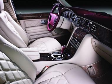 Phiên bản cuối cùng của dòng Bentley Arnage  - 9
