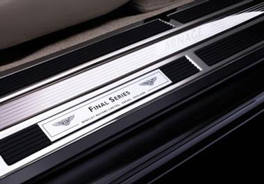 Phiên bản cuối cùng của dòng Bentley Arnage  - 3