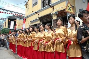 Chùm ảnh Chủ tịch Hồ Cẩm Đào thăm Đà Nẵng, Hội An - 5