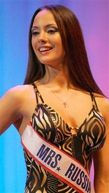 Chùm ảnh Mrs. World 2006  - 1