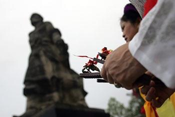 Chùm ảnh: Lễ kỷ niệm chiến thắng Ngọc Hồi - Đống Đa - 3