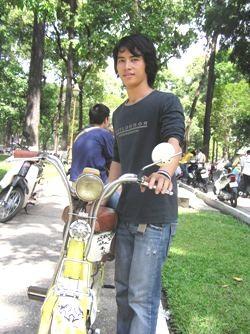 Chủ nhật của những người chơi xe cổ Sài Gòn  - 2