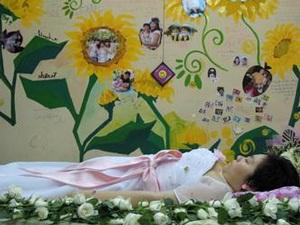 """Vĩnh biệt """"đoá hướng dương"""" Lê Thanh Thuý  - 2"""