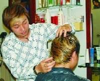 """Giới trẻ """"lên đời"""" tóc - 1"""