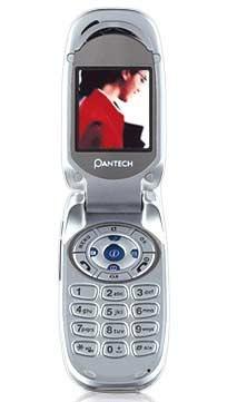 Duyên dáng Pantech G600 - 1