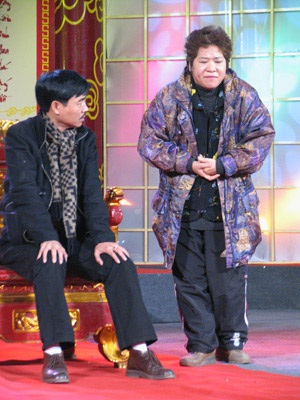 Vì sao nghệ sĩ Minh Vượng không tham gia Táo quân 2009? - 1