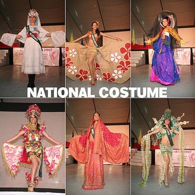 Miss Cu-ba đoạt giải Người mặc trang phục dân tộc đẹp nhất - 3