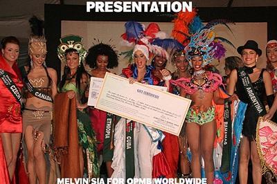 Miss Cu-ba đoạt giải Người mặc trang phục dân tộc đẹp nhất - 7