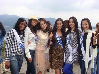 Thuỳ Dương tiếc vì không có phần thi Hoa hậu Tài năng - 1