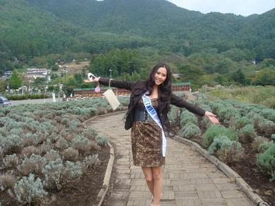 Thuỳ Dương tiếc vì không có phần thi Hoa hậu Tài năng - 4