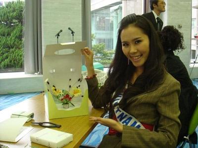 Thuỳ Dương tiếc vì không có phần thi Hoa hậu Tài năng - 2