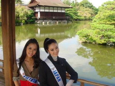 Thuỳ Dương tiếc vì không có phần thi Hoa hậu Tài năng - 3