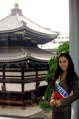 Thuỳ Dương tiếc vì không có phần thi Hoa hậu Tài năng - 6