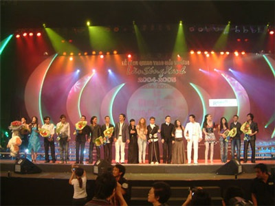 Kết quả giải thưởng Làn sóng xanh năm 2007: Thay đổi không đáng kể! - 2