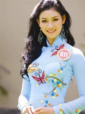 """Phương """"cò"""" trở thành Hoa hậu Tây Đô - 1"""
