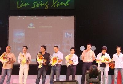 Lễ trao giải Làn sóng xanh 2007: Xuống phong độ! - 1
