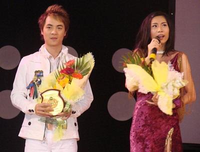 Lễ trao giải Làn sóng xanh 2007: Xuống phong độ! - 8