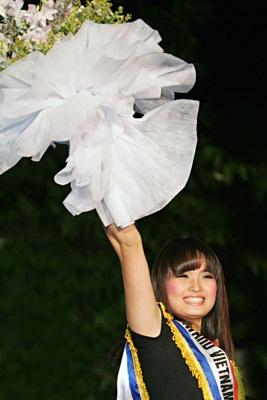 Trần Thị Kim Thanh đoạt giải cao nhất Top Model Casting VN 2007 - 1