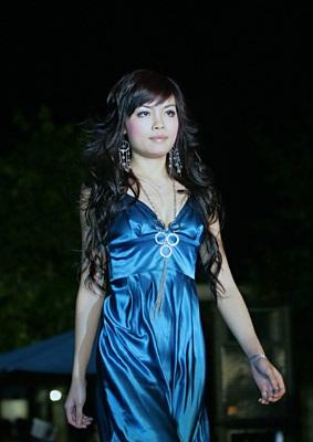 Trần Thị Kim Thanh đoạt giải cao nhất Top Model Casting VN 2007 - 3