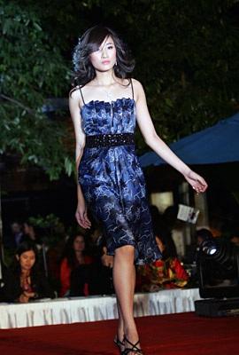 Trần Thị Kim Thanh đoạt giải cao nhất Top Model Casting VN 2007 - 5